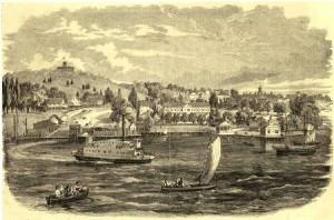 Quarantine 1858