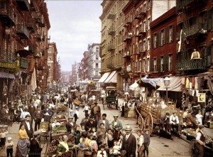 Old Mulberry St.
