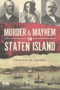 Murder and Mayhem Cover Books