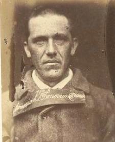 ODonovan Ross in prison Nov 1866