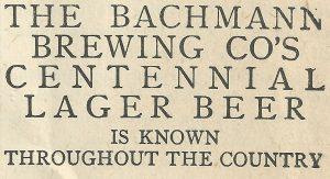 Bach Ad Dec 1900 THE Staten Islander Gift T Kaasmann Dunn jpeg